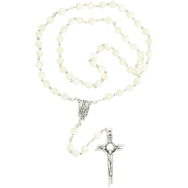 Rosary Mother of Pearl