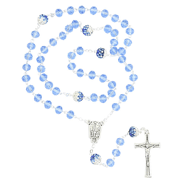 Rosary with water of Fatima