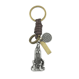 Appearance of Fatima Keychain