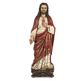 Sagrado Coração de Jesus 43 cm