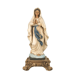 Our Lady of Lourdes 33 and 40 cm