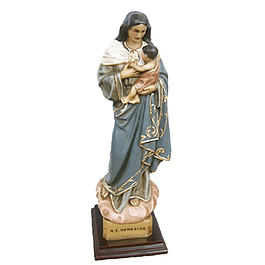 Our Lady of Remedies 29 cm