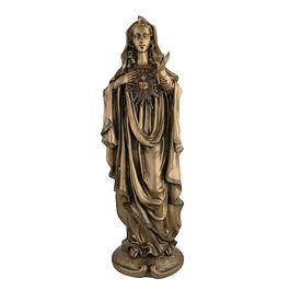 Coração Sagrado de Maria 65 cm