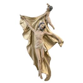 Cristo no manto 41 cm