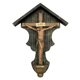 Cristo com Capela 40 cm