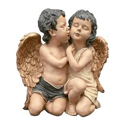 Anjinhos a beijar 26 cm