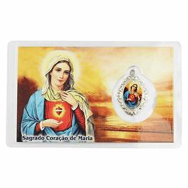 Pagela de Sagrado Coração de Maria