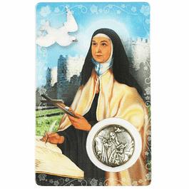 Pagela de Santa Teresa de Ávila