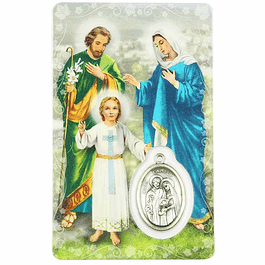 Pagela de Sagrada Família