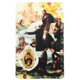 Pagela de Mártires do Brasil