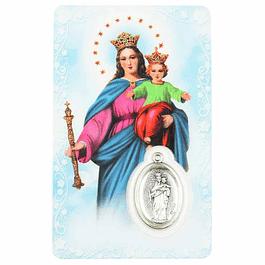 Pagela de Nossa Senhora Auxiliadora