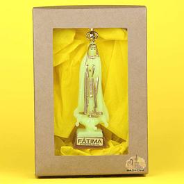 Nossa Senhora de Fátima fluorescente