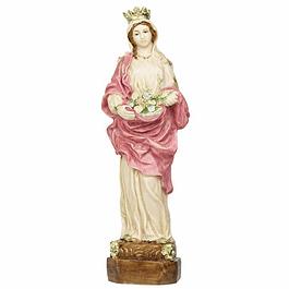 Rainha Santa Isabel de 25 e 41 cm