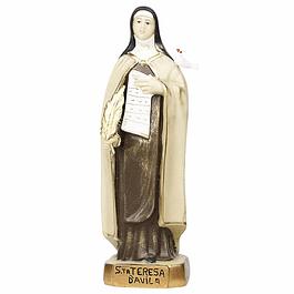 Santa Teresa de Ávila 21 cm