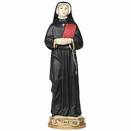 Santa Faustina 22 cm