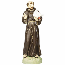 Saint Francis of Assisi 28 cm
