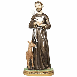 Saint Francis of Assisi 29 cm
