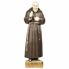 Padre Pio 18 e 28 cm