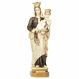 Our Lady of Mount Carmel 25 cm