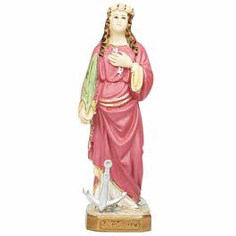 Santa Filomena de 16 a 50 cm
