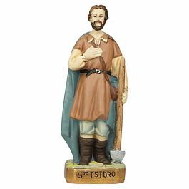 Santo Isidro 23 cm