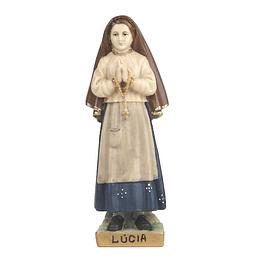 Lúcia dos Santos de 15 a 30 cm