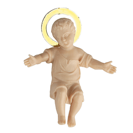 Menino Jesus com auréola