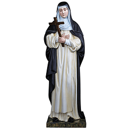 Estátua de Santa Joana Madeira