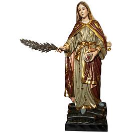 Estátua de Santa Luzia - Madeira