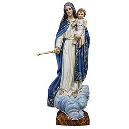 Nossa Senhora do Rosário - madeira