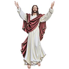 Cristo ressuscitado - Madeira
