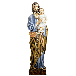 Estátua de São José - Madeira