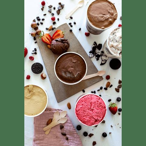Helado Cookies And Cream