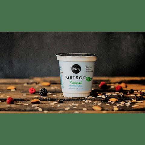 Yogurt Griego Natural