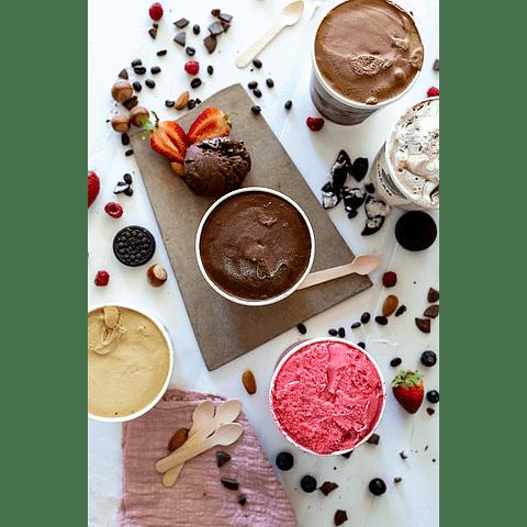 Helado Chocolate 64%