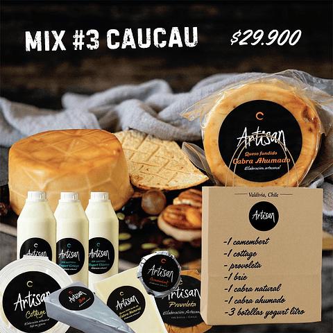 Mix - Rio Caucau