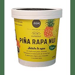 Helado Piña Rapa Nui - Base Vegetal