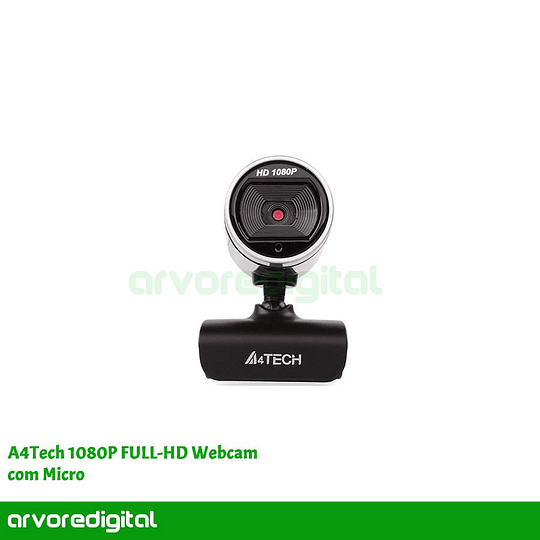 WebCam A4TECH PK-910H 1080p FullHD c/Micro