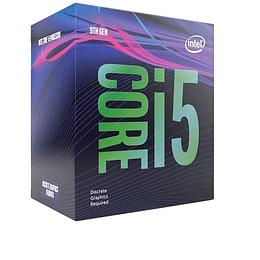 Procesador Intel i5-9400F