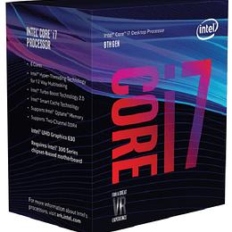 Procesador Intel i7 8700