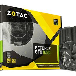 Tarjeta de Video ZOTAC GeForce GTX 1050