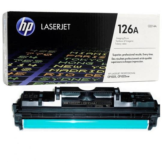 Toner impresora 126A HP CE314A