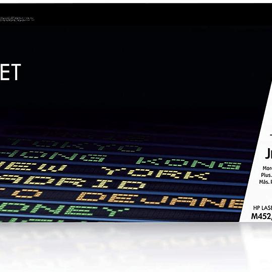 Toner impresora Magenta 410A HP CF413A