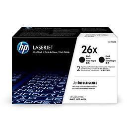 Toner impresora negro 26x HP CF226X