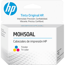 Cabezal de impresión tricolor HP M0H50A