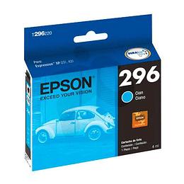 Tinta Epson 296 Cyan T296220-AL