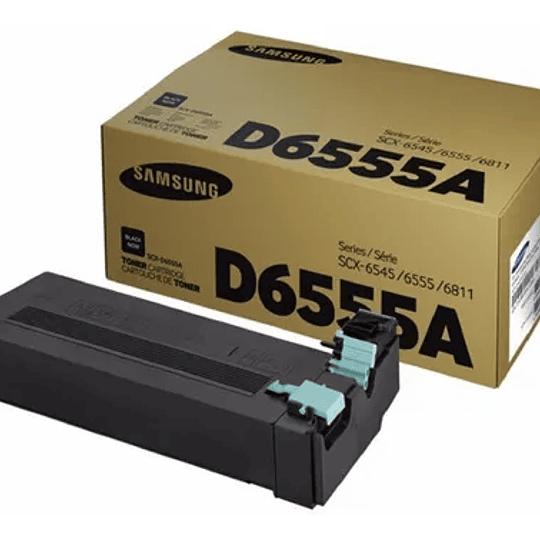 SCX-D6555A/ELS Samsung SCX-6555 SERIES TONER (25K PAGES)