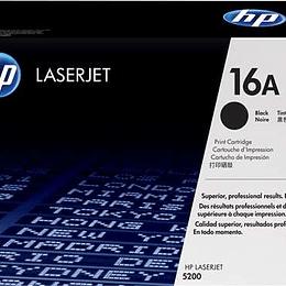 Toner HP 16A negro Q7516A