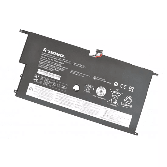 Batería Notebook Lenovo 45N1703 para X1 carbon Gen 2 14