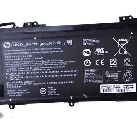 Batería Notebook HP 849908-850 para Pavilion 14-ALXXX series